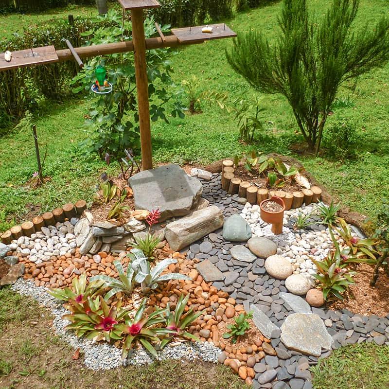 Paisajismo: diseño y siembra de jardines - Silvijardines
